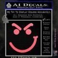 Bon Jovi Decal Sticker Have A Nice Day Smirk Pink Emblem 120x120