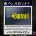 Bushnell Optics Decal Sticker Yellow Laptop 120x120