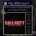 Call Of Duty Black Ops 2 Official Logo Decal Sticker Pink Emblem 120x120