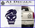 Call Of Duty Black Ops 2 Skull Beret Decal Sticker PurpleEmblem Logo 120x97