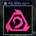 Command And Conquer NOD Decal Sticker Pink Hot Vinyl 120x120