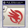 Command and Conquer GDI Decal Sticker Red 120x120