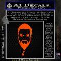 Game Of Thrones Khal Drogo Decal Sticker Orange Emblem 120x120