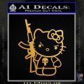 Hello Kitty Punish Decal Sticker 19 120x120