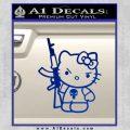 Hello Kitty Punish Decal Sticker 21 120x120