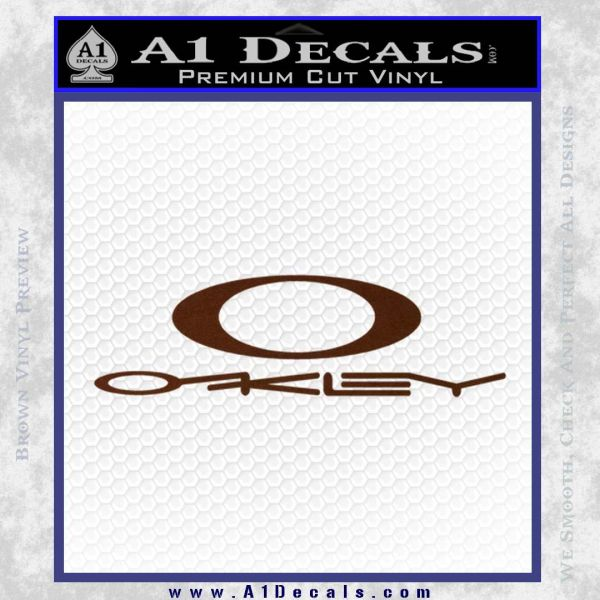 How To Get Free Oakley Stickers