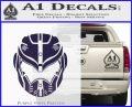 Pacific Rim Helmet Pilot Decal Sticker PurpleEmblem Logo 120x97