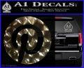 Pinterest Customizable Decal Sticker 3DChrome Vinyl 120x97