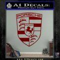 Porsche Decal Sticker DRD Vinyl 120x120