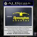 Remington Country Decal Sticker Duck Yellow Laptop 120x120