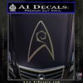 Star Trek Decal Sticker – Engineering CFC Vinyl 120x120
