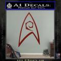 Star Trek Decal Sticker – Engineering DRD Vinyl 120x120