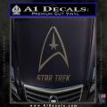 Star Trek Full Emblem Decal Sticker CFC Vinyl 120x120