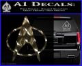 Star Trek Insignia The Next Generation Decal Sticker 3DC Vinyl 120x97