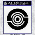 Stoeger Firearms Cr Decal Sticker Black Vinyl 120x120