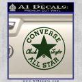 converse Dark Green Vinyl Black 120x120