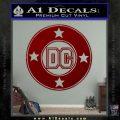 DC Comics Decal Sticker CR DRD Vinyl 120x120