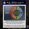 DC Comics Decal Sticker CR Glitter Sparkle 120x120