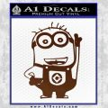Despicable Me D13 Hand Point Up Decal Sticker 18 120x120
