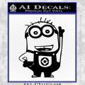 Despicable Me D13 Hand Point Up Decal Sticker 20 120x120