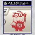 Despicable Me D13 Hand Point Up Decal Sticker 7 120x120