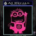 Despicable Me D13 Hand Point Up Decal Sticker 9 120x120