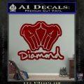 Diamond Hands D2 Decal Sticker DRD Vinyl 120x120