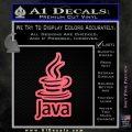 Java Script Code D2 Decal Sticker Pink Emblem 120x120