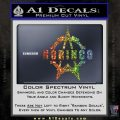 Norinco Firearms Decal Sticker D1 Glitter Sparkle 120x120