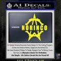 Norinco Firearms Decal Sticker D1 Yellow Laptop 120x120