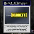 Barrett Decal Sticker WideB Yellow Laptop 120x120