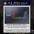 Browning Decal Sticker D2 Glitter Sparkle 120x120