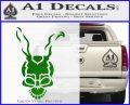 Donnie Darko Frank Decal Sticker Green Vinyl Logo 120x97