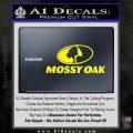 Mossy Oak Decal Sticker Yellow Laptop 120x120