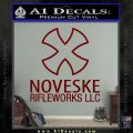 Noveske Rifleworks Llc Decal Sticker DRD Vinyl 120x120