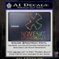 Noveske Rifleworks Llc Decal Sticker Glitter Sparkle 120x120