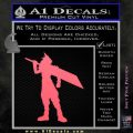 Final Fantasy VII Cloud Strife Decal Sticker Pink Emblem 120x120