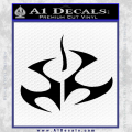 Hitman Video Game Decal Sticker Black Vinyl 120x120