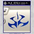 Hitman Video Game Decal Sticker Blue Vinyl 120x120