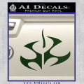 Hitman Video Game Decal Sticker Dark Green Vinyl 120x120