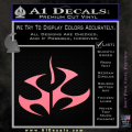 Hitman Video Game Decal Sticker Soft Pink Emblem 120x120
