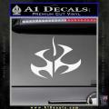 Hitman Video Game Decal Sticker White Vinyl 120x120