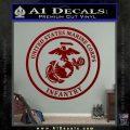 Marine Corp Infantry Emblem D2 Decal Sticker DRD Vinyl 120x120