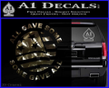 Some Gave All Decal Sticker 3DC Vinyl 120x97