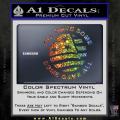 Some Gave All Decal Sticker Spectrum Vinyl 120x120