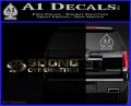 Soong Cybernetics Star Trek Decal Sticker 3DC Vinyl 120x97