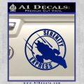 Firefly Serenity Express Futurama D1 Decal Sticker Blue Vinyl 120x120