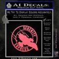 Firefly Serenity Express Futurama D1 Decal Sticker Pink Emblem 120x120