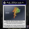 Sherlock Holmes I Believe In D1 Decal Sticker Spectrum Vinyl Black 120x120