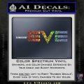 Eve Online Logo Decal Sticker Sparkle Glitter Vinyl 120x120